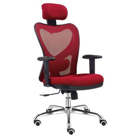 Longjiang Mesh Support Task Seating High Back Office Chair For Desk With  Arms And Height Adjustable